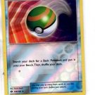 Nest Ball Reverse Holo UnCommon Single Pokemon Sun Moon 123/149 x1