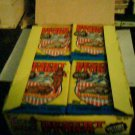 1990 Topps Desert Storm Victory Series Box 36 packs Unopened