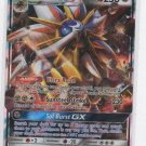 Solgaleo GX Ultra Rare Single Pokemon Sun Moon 89/149 x1 Unplayed