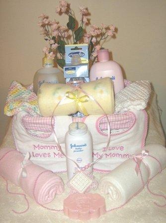Baby Basics Gift Basket