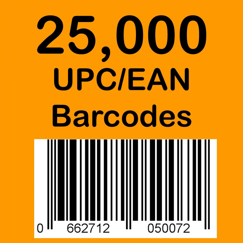 UPC/EAN