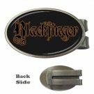 Blackfinger Oval Money Clip