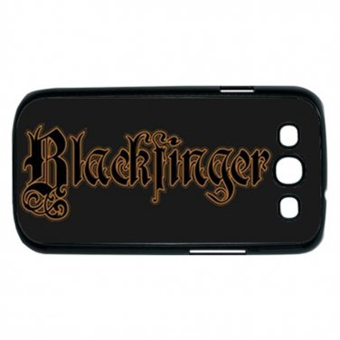 Blackfinger Samsung Galaxy S III Case (Black)