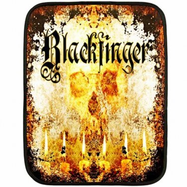 Blackfinger 2 Sided Fleece Blanket