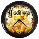 Blackfinger Wall Clock