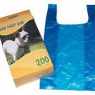 48 DOG PET WASTE POOP DISPENSERS 40 REFILL BAGS