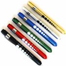 (6) Professional Medical Diagnostic Penlights With Pupil Gauge