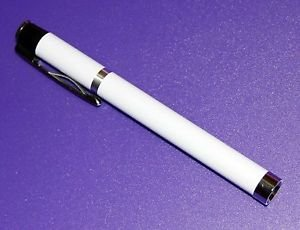 Professional Medical Diagnostic Bright LED Penlight Thin White