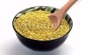 BEE POLLEN Pure Organic Bee Pollen Granules 5 lbs FDA Certified