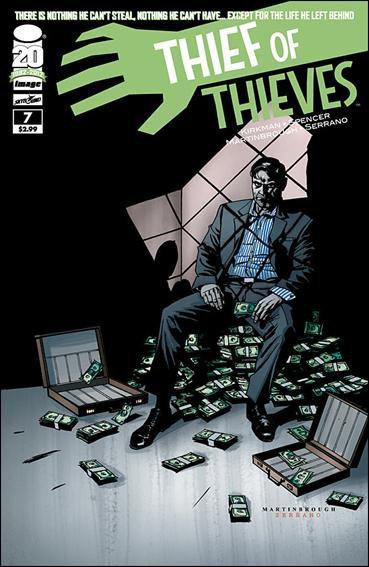 Thief of Thieves #7  1ST PRINT