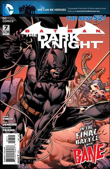 Batman the Dark Knight #7