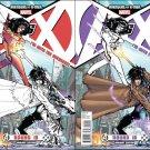 Avengers vs X-Men #10 TEAM COVER SET
