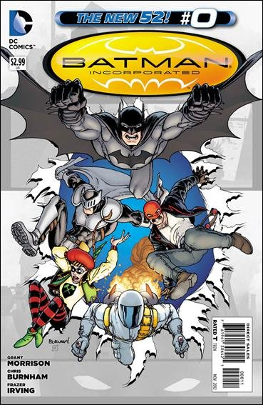 Batman Incorporated #0 - 5 VF/NM *Set of 6 Issues*