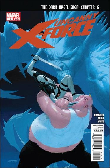 Uncanny X-Force #16-20 & 19.1  *6 ISSUE SET ALL VF/NM