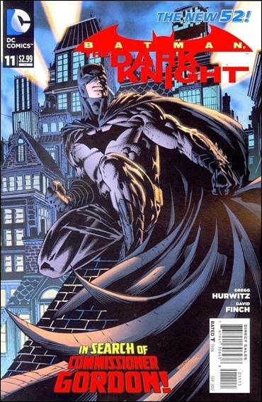Batman the Dark Knight #11