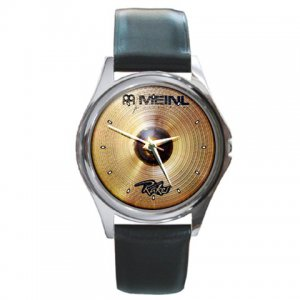 Meinl 12inch Raker Hi Hats Cymbal Pictures Round Metal Watch