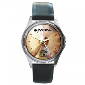 Meinl 20inch Classics XL Powerful Ride Cymbal Pictures Round Metal Watch