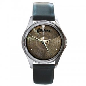Bosphorus Cymbals New Orleans Series Crash Cymbal Pictures Round Metal Watch