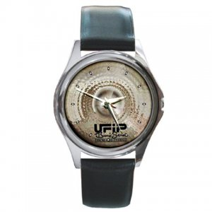 UFIP Bionic 16inch Crash Cymbal Pictures Round Metal Watch
