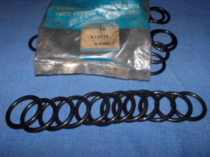 VOLVO PENTA  O-RING 412038 / 469205 (X 12)