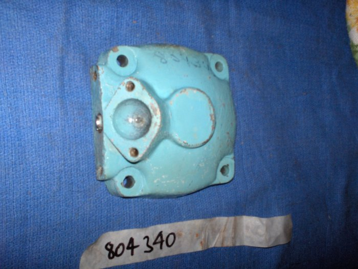 VOLVO PENTA early outdrive cover #2   nr # 804340