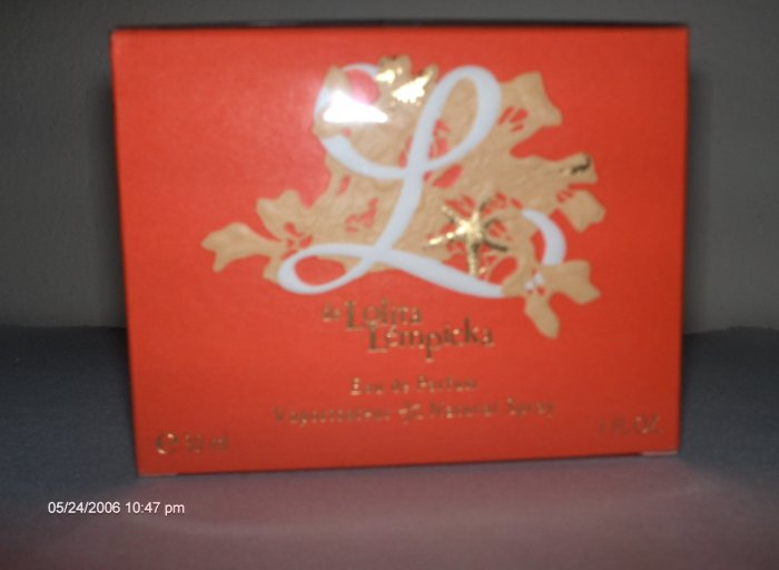 L de LOLITA LEMPICKA  1.0  oz / 30 ml  edp Perfume New In Box