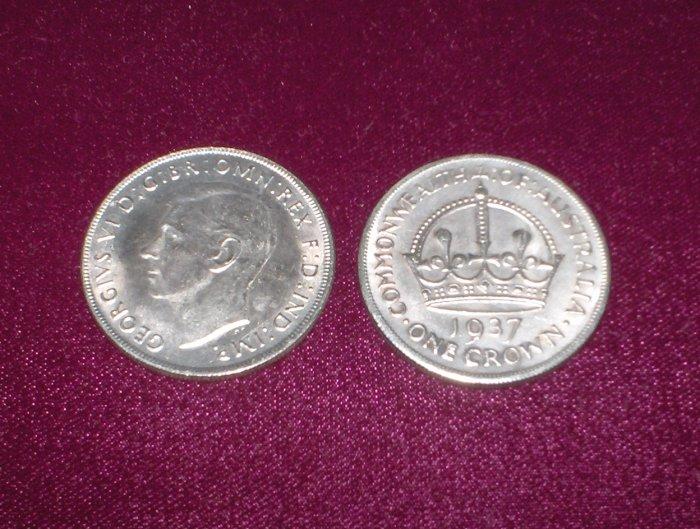 GEORGIVS VI COIN