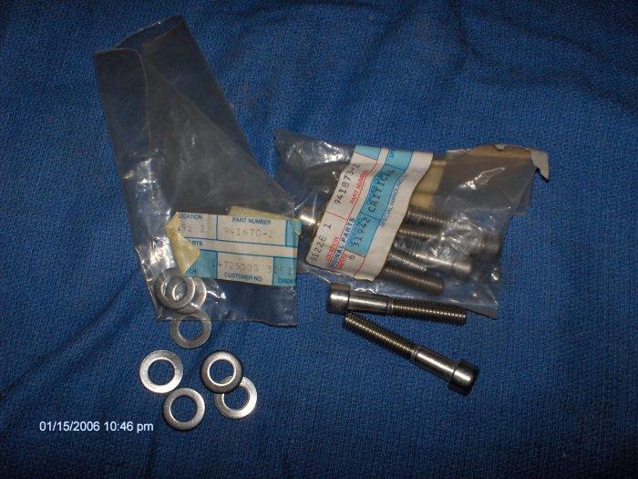 VOLVO PENTA  BEARING PIN / PIVOT SCREW  941873  X 2 pcs