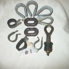 BOAT PLUG THIMBLES CHAIN LINKS LOT  # 2 *LOOK*