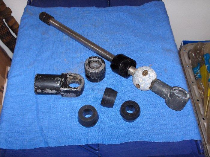 VOLVO PENTA   hydraulic trim PART LOT