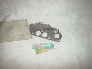 volvo penta manifold  plate  # 3579287   saildrive mb2