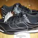 geox women  pro golf shoes  soft spikes black size 6  pattented shoe soles