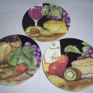3 American Atelier Napa Salad Plate 5309