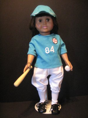softball outfit for American Girl
