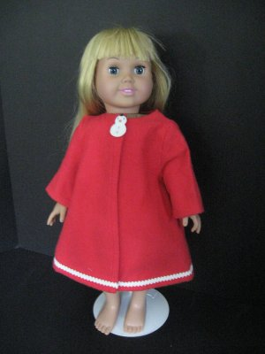 Winter coat for American Girl