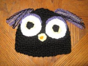 Owl hat for kids
