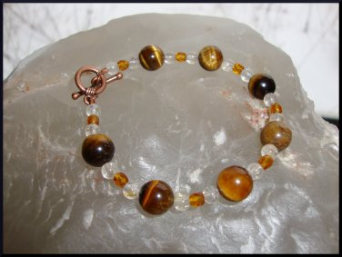 Tiger Eye/Citrine