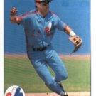 1990 Upper Deck 291 Spike Owen
