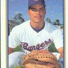 1991 Bowman 272 Ivan Rodriguez RC