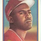 1991 Bowman 537 Reggie Sanders RC