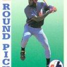 1992 Score #858 Tony Eusebio