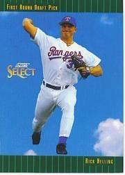 1993 Select #358 Rick Helling