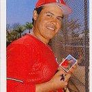 1993 Upper Deck #204 Mike Perez