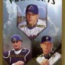 1999 Topps #208 M.Barrett/B.Davis/R.Fick