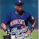 1999 Ultra #24 David Ortiz