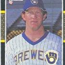 1987 Donruss #397 Bryan Clutterbuck