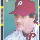 1987 Donruss #412 Ron Roenicke