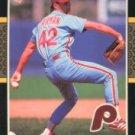 1987 Donruss #432 Don Carman