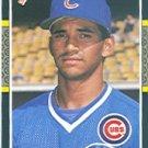 1987 Donruss #488 Dave Martinez RC