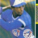 1987 Donruss #518 Manny Lee